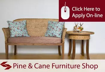 pine and cane furniture shop insurance in Ireland