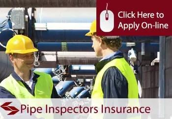 pipe inspectors public liability insurance