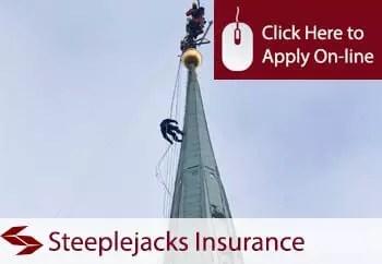 steeplejacks liability insurance