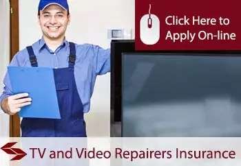 tv and video repairers public liability insurance