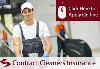 contract cleaning services liability insurance