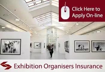 exhibition organiser s liability insurance