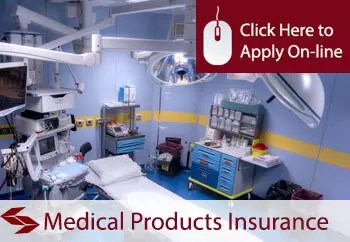 medical products suppliers public liability insurance