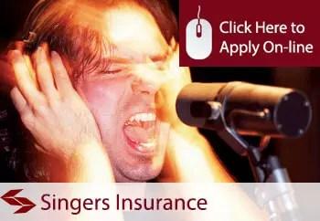 singers public liability insurance
