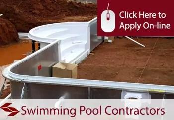 swimming pool  contractors public liability insurance
