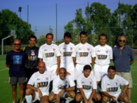 Calcio a 5: quinto posto per la UNICT sponsorizzata dalla LIAF