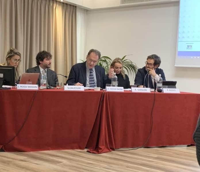 A Roma un incontro con i giornalisti sulla riduzione del danno da fumo