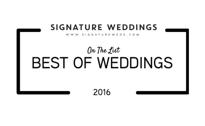 Best of wedding 2016