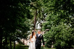 Bride and Groom London