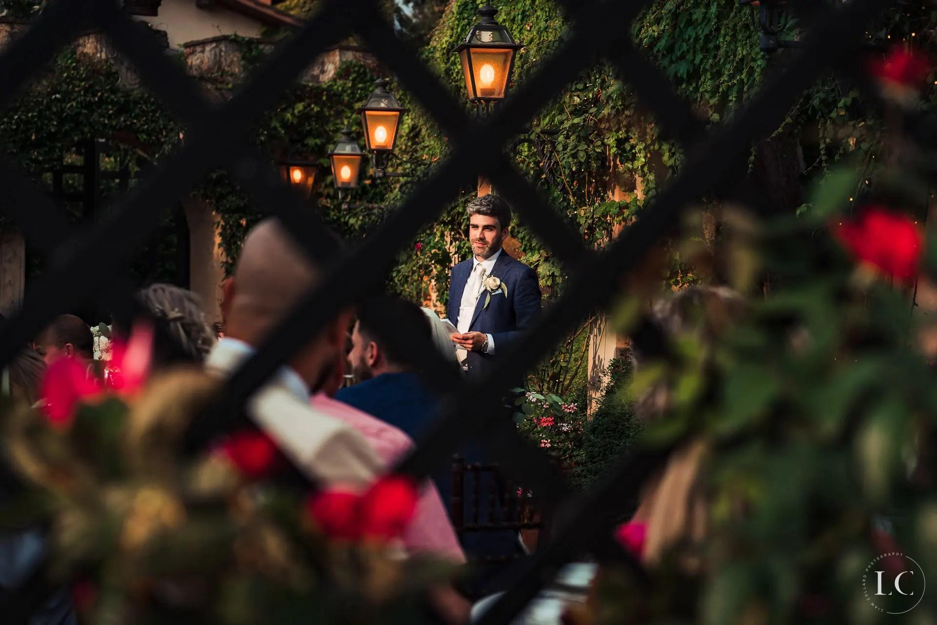 Abstract wedding image