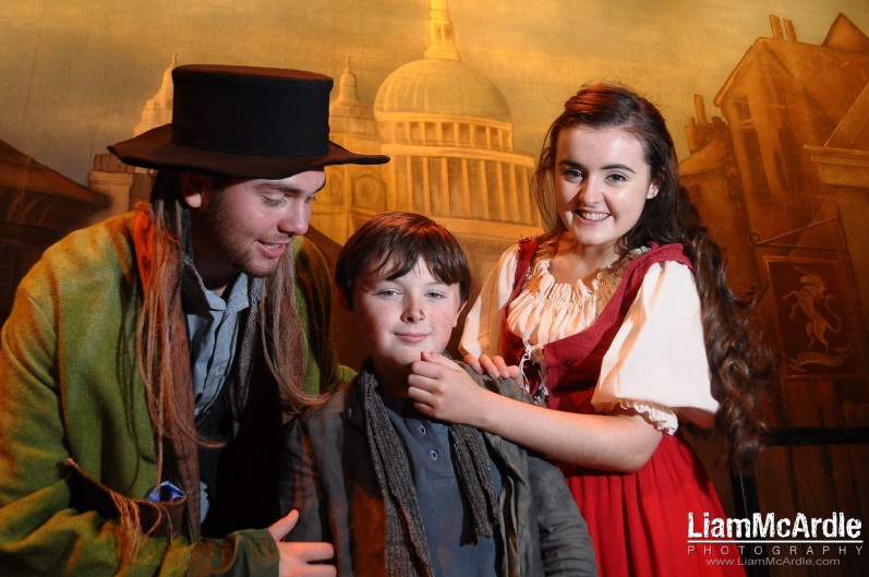 Oliver! in The Market Place Theatre Armagh