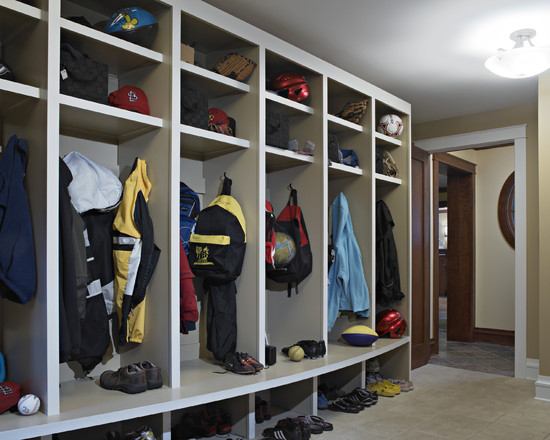 Better Flow The Mudroom Laundry Room (Chicago)