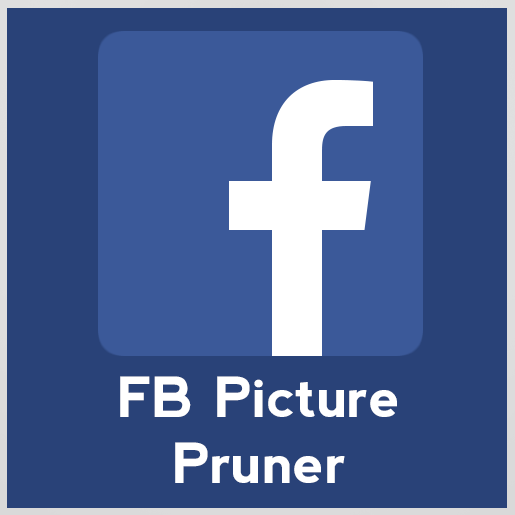 Facebook Picture Pruner