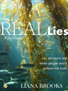 Real Lies: A Mermaid Short Story
