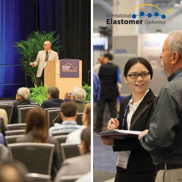 Lianda Corp is an Exclusive Sponsor at the International Elastomer Conference