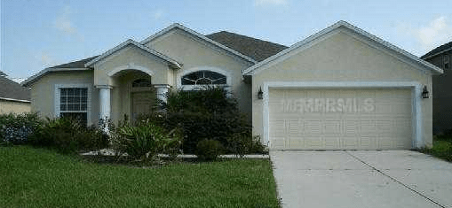 New Short Sale Listing in Gated Community in Seffner