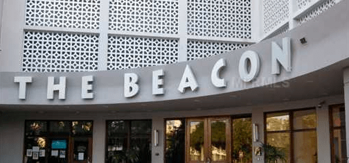 New Listing in The Beacon: Downtown St. Pete Condo