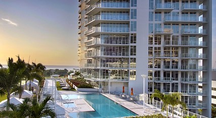 Top 5 Condo Buildings in Downtown St. Pete