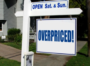 10 Signs That Your Home May Be Overpriced