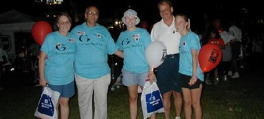 Light the Night Walk: A Mission to Fight Blood Cancers