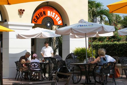 Mazarro's new Wine/Tapas bar will take the place of this Cajun Bistro on Beach Drive.  Image via TampaBay.com