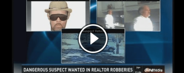St. Pete's Realtor Robber Targeted More than Just 2 Victims