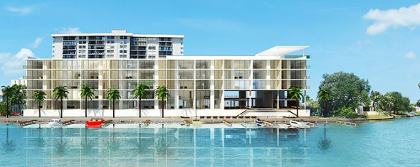 Elan Island Estates: New Construction Waterfront Condos Debut in Clearwater