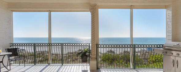 Madeira Beach Luxury Condominium with Direct Gulf Views
