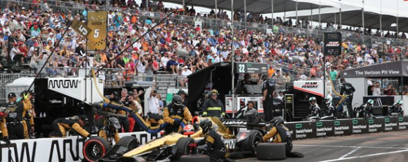 Guide to the Firestone Grand Prix of St. Petersburg: March 9-11, 2018