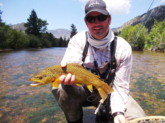 Estes Park Fly Fishing Guides and Fort Collins Fly Fishing Guides