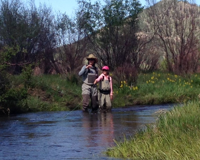 Learn how to Fly Fish in Estes Park