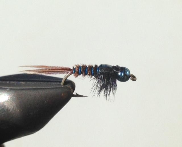 Mavis Pheasant Tail
