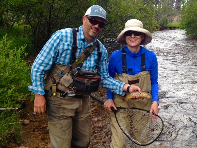 Estes Park Fly Fishing Guides.