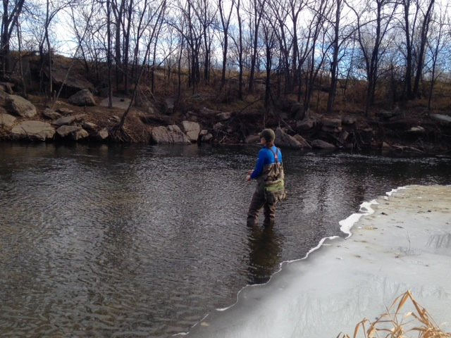Fort Collins, Colorado Fly Fishing Lessons.