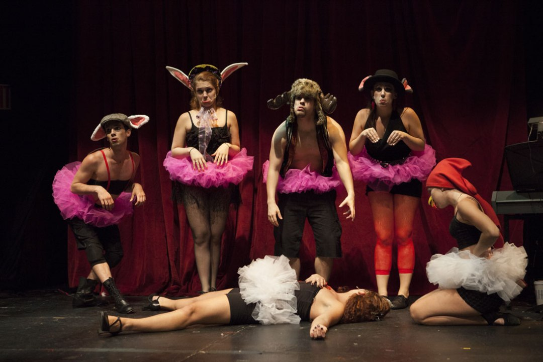 Liars and Believers –Le Cabaret Grimm