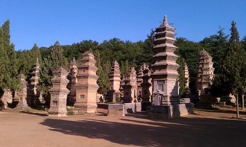 pagodaForest