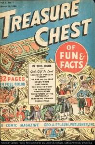Treasure Chest of Fun & Facts