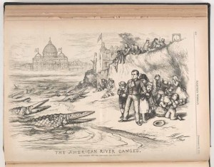 This popular 1871 Thomas Nast cartoon reflects the anti-Catholicism present in the U.S. at the time. Inviting the pope to address Congress would have been unthinkable back in the nineteenth century.
