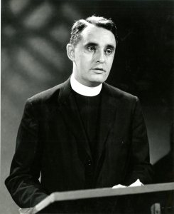 Rev. McManus, 1960s, McManus Papers, ACUA