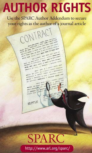 author rights addendum