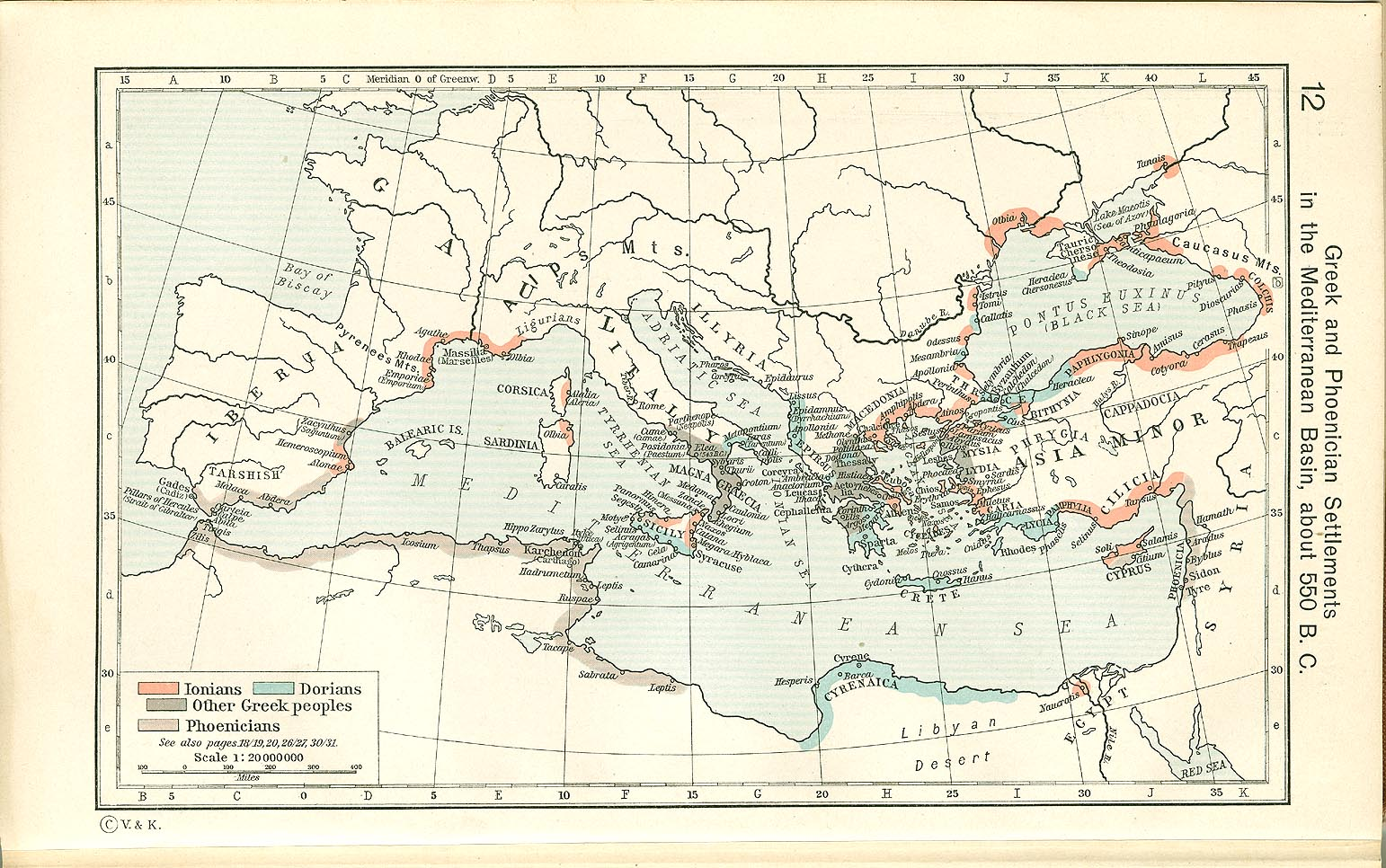 Europe Historical Maps