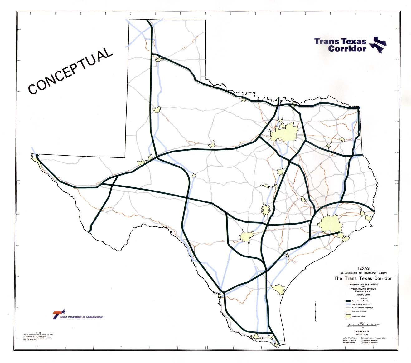 Index Of Maps Texas