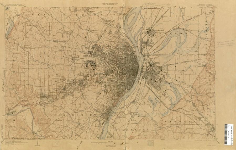 st louis map art » ..:: Edi Maps ::..   Full HD Maps