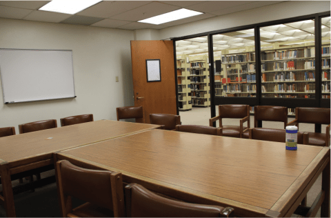 PCL Group Study Rooms | University of Texas Libraries ...