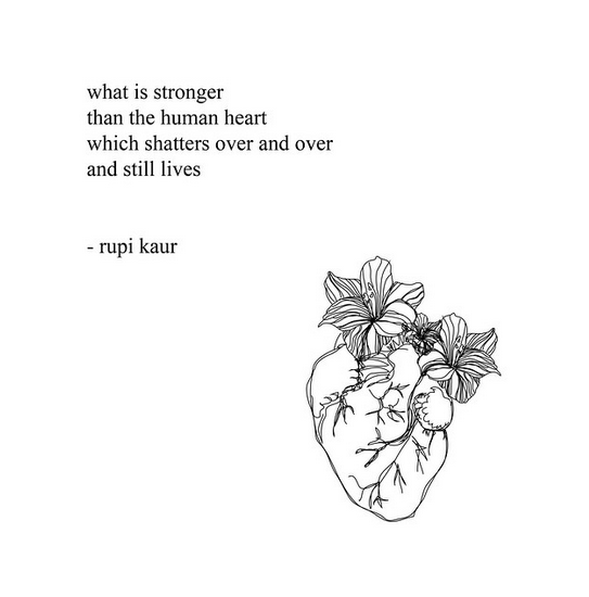 National Poetry Month Rupi Kaur Department Of English