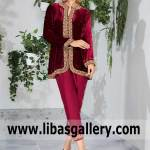 Buy Velvet Party Dresses Pakistani Up To 76 Off