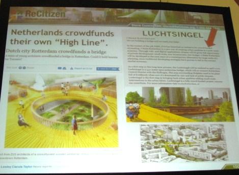 Netherlands crowd funded park