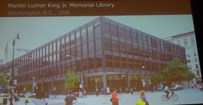 MLK Memorial Library