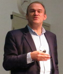 Ed Davey Social Liberal Forum conference Jul 19 2014 Photo by Paul Walter