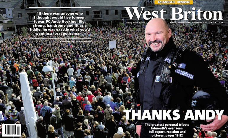 west briton front page